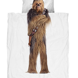 SNURK - STAR WARS BEDDING: Chewbacca