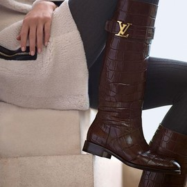 LOUIS VUITTON - boots