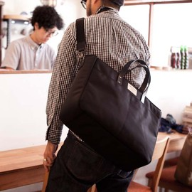 WONDER BAGGAGE - WONDER BAGGAGE GOODMANS URBAN TOOL BAG [2WAY]| グッドマンズ・アーバンツールバッグ[2WAY]
