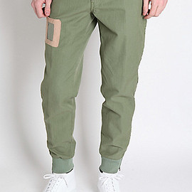 Maison Martin Margiela 10 - POCKET DETAIL SPORTS TROUSER