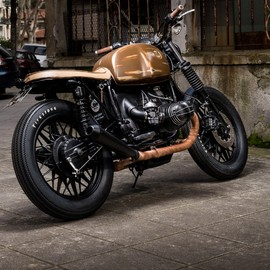 BMW - R65 by Jerikan Motorcycles
