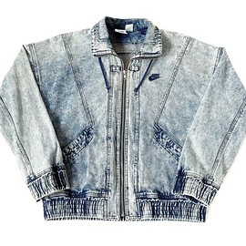 NIKE - Challenge Court Denim Jacket 80's