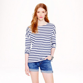 SAINT JAMES - Saint James® for J.Crew slouchy tee