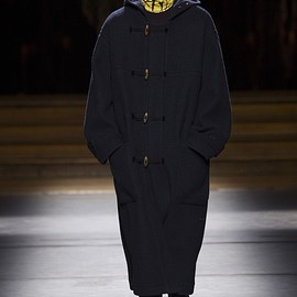 DRIES VAN NOTEN - duffle coat