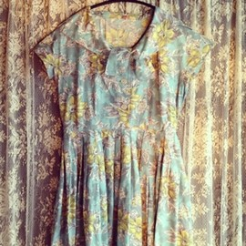 VINTAGE Boutique888 - vintage dress