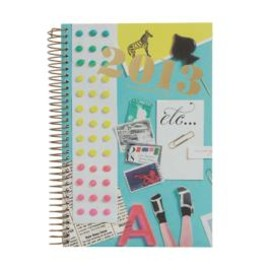 kate spade NEW YORK - 2013 calendar items 2013 desk top spiral