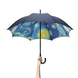 24 Color Wheel Stick Umbrella
