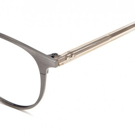 Garrett Leight California Optical - Oxford - Pewter-Matte Champagne