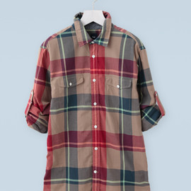 Gap - Madras Plaid Shirt