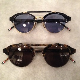 THOM BROWNE - Thom Browne. Eyewear: new model