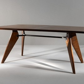 Jean Prouve - Demountable table, Circa 1942