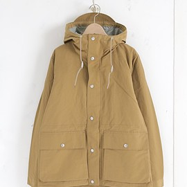 ENDS and MEANS - Sanpo Jacket ベージュ