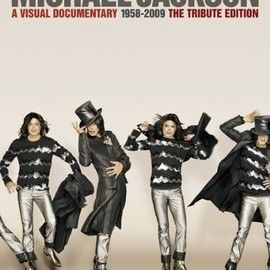 Adrian Grant - Michael Jackson: A Visual Documentary 1958-2009 The Official Tribute Edition