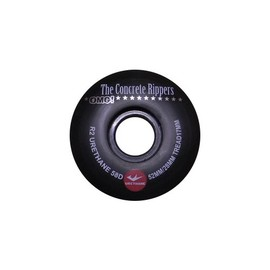 OMG! - THE CONCRETE RIPPERS (Black) (52mm)