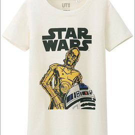 STAR WARS - UNIQLO STAR WARS GRAPHIC T