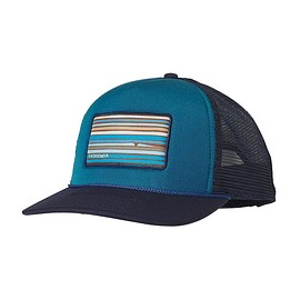 patagonia - Horizon Line-Up Master Chief Hat - Underwater Blue