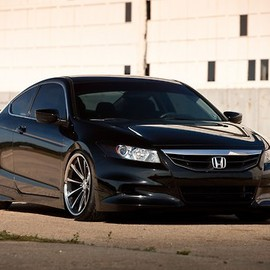 HONDA, Accord, VOSSEN Wheel - Accord Coupe