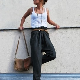 street - comfy chic