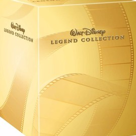 WALT DISNEY LEGEND COLLECTION DVD BOX