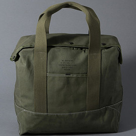 NEXUSVII - MIL AVIATOR BAG OLIVE