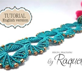 Luulla - Micro Macrame Shells Tutorial - ENGLISH VERSION