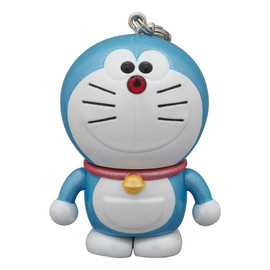 MEDICOM TOY - HAPPY DORAEMON(PEARL BLUE ver.)
