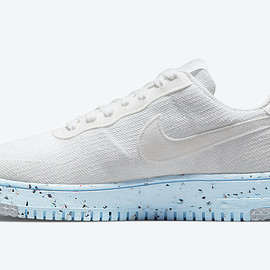 Nike - Air Force 1 Crater Flyknit White DC7273-100