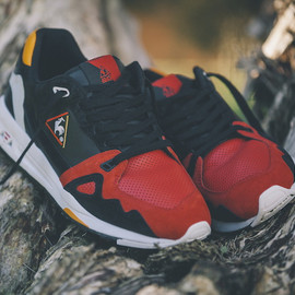 "le coq sportif - x High And Lows - LCS R1000 ""Black Swan"""
