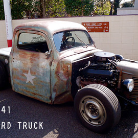 Ford - truck '40