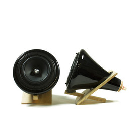 Joey Roth, Fab.com - Black Ceramic Speakers