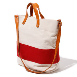 hobo - Washed Canvas No.6 Shoulder Tote Bag