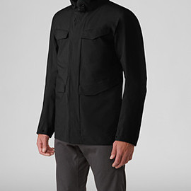 Arc'teryx - Field Jacket LT Men's A lighter, more supple version of our Field Jacket; fully waterproof weather protection in a minimalist package.