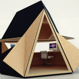 Tetrashed Office