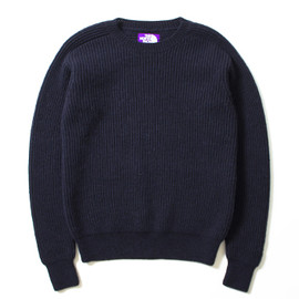 THE NORTH FACE PURPLE LABEL - THERMOLITE® Wool Command Sweater