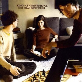 Kings of Convenience - Riot on an Empty Street [12 inch Analog]