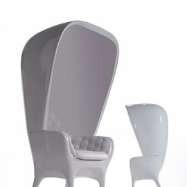 BD Barcelona Design - Poltronas Showtime Indoor : Armchair with cover