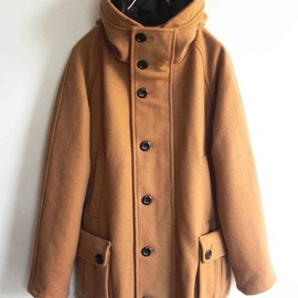 Audience - Pure Wool Melton Hood Coat