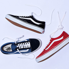 VANS - OLD SKOOL DX