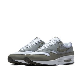 NIKE - Air Max 1 - White/Cool Grey/Light Olive?