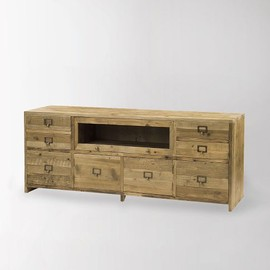 west elm - Hughes Media Console