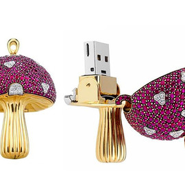 "luxury usb key ""Magic Mashrum"""
