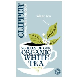 CLIPPER - ORGANIC WHITE TEA