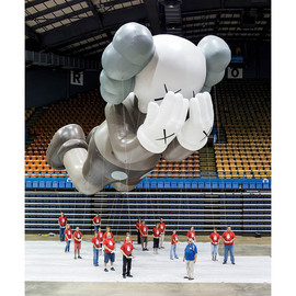 "KAWS - For Macy's Thanksgiving Day Parade ""Companion Balloon"""