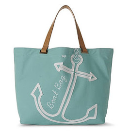 ANYA HINDMARCH - Boat canvas tote