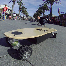 ZBoard - ZBoard Pro electric skate board