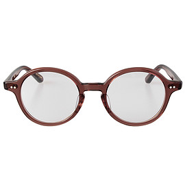 Kearny - Round(Clear Brown)Clear