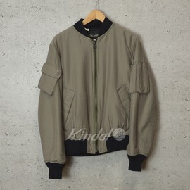 N.HOOLYWOOD - 11AW flight jacket