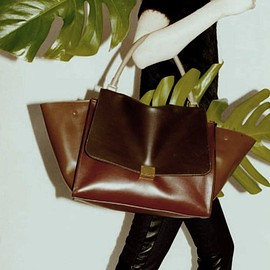 CELINE - Photographed by Juergen Teller for Céline Fall/Winter 2011 Ad Campaign.