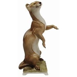 Nymphenburg - Weasel (Standing)