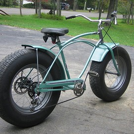 Schwinn - CUSTOM FAT BIKE